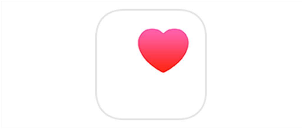 ヘルスケアアプリの画像